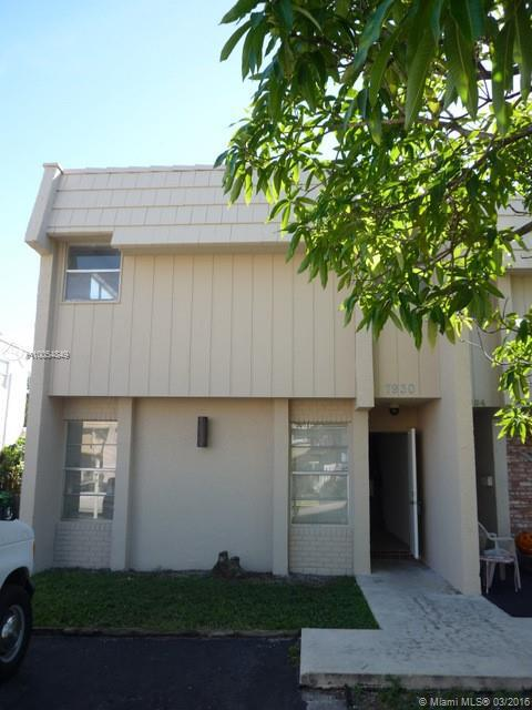 Photo of home for sale at 7930 8th St SW, North Lauderdale FL