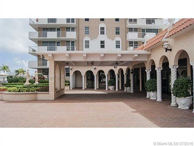 Photo of home for sale at 1912 OCEAN DR S, Hallandale FL