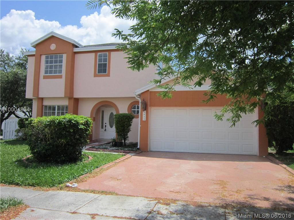Photo of home for sale at 3011 Jasper Way, Miramar FL