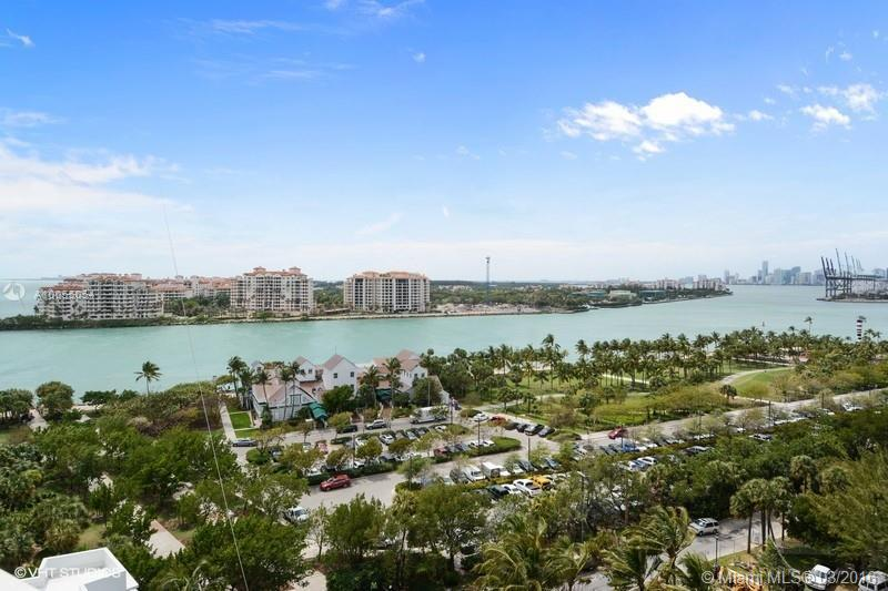 Photo of home for sale at 100 POINTE DR S, Miami Beach FL