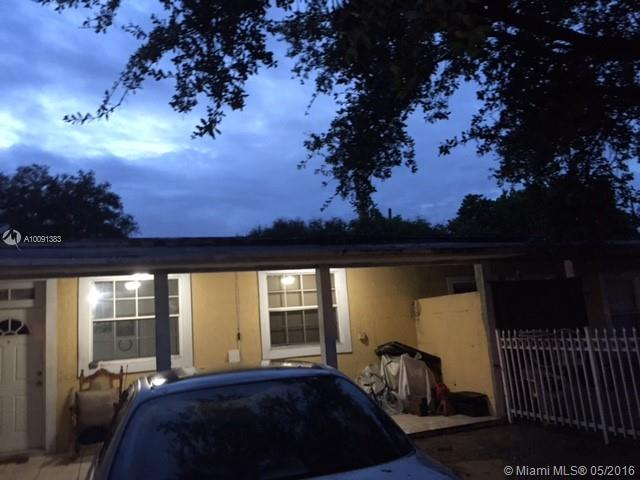 Photo of home for sale at 2801 103rd St NW, Miami FL