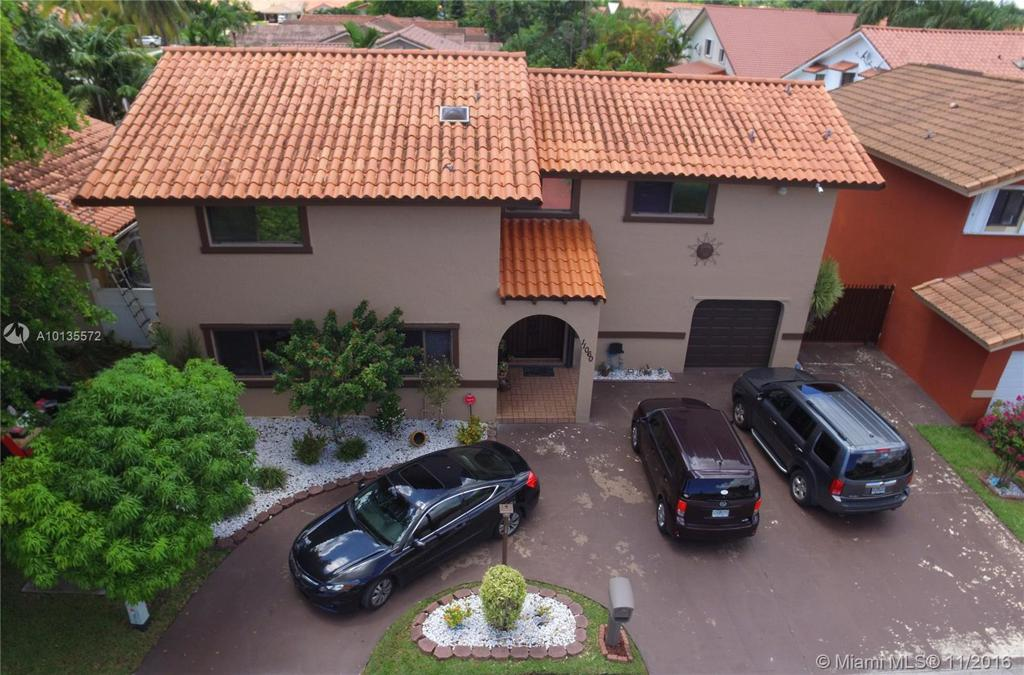 Photo of home for sale at 11060 143rd Pl, Miami FL