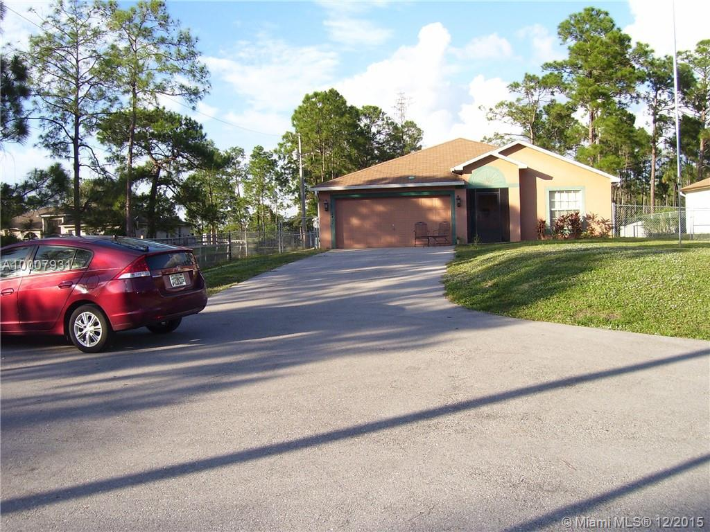Photo of home for sale at 2431 52 AV. NE, Other City Value - Out Of Area FL