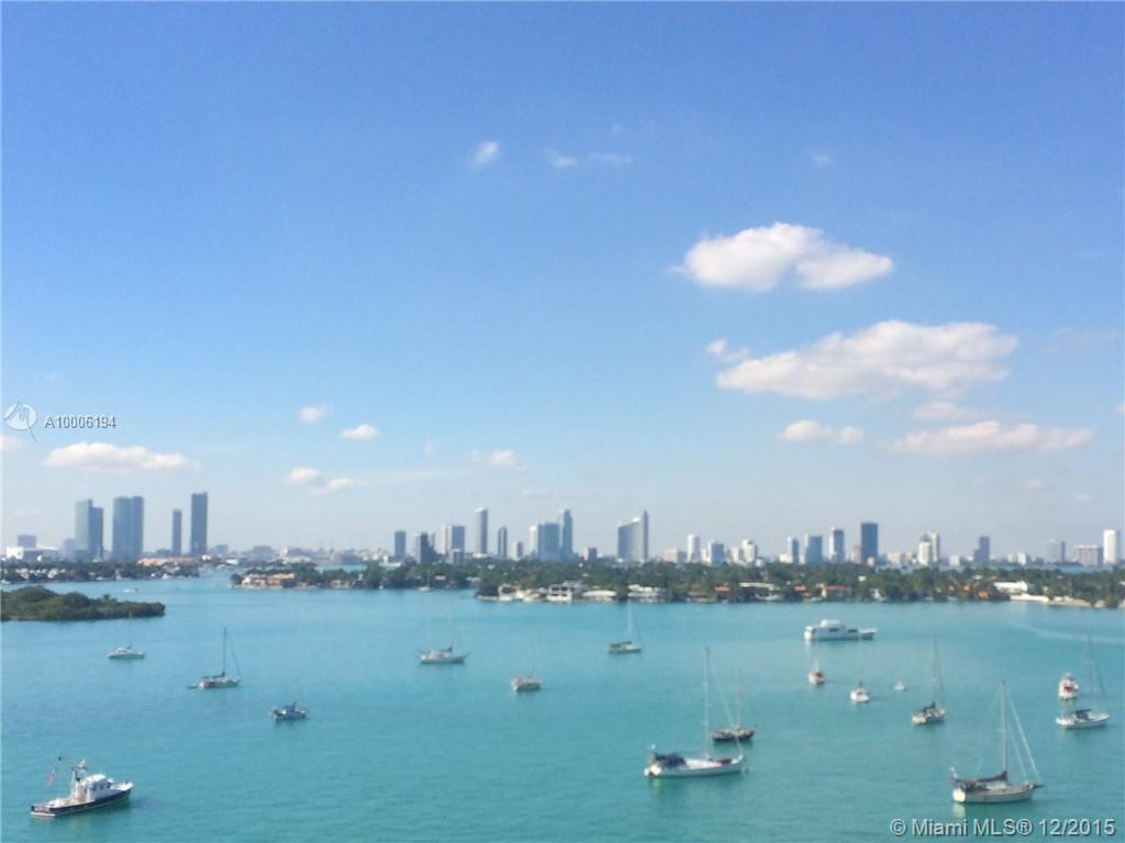 Photo of home for sale at 1500 BAY RD, Miami Beach FL