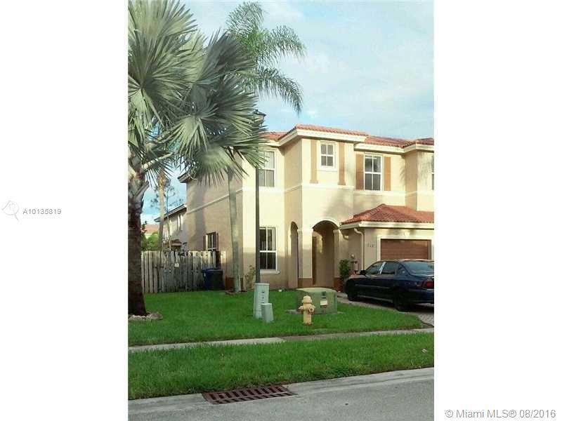 Photo of home for sale at 212 Riverwalk Cir, Sunrise FL
