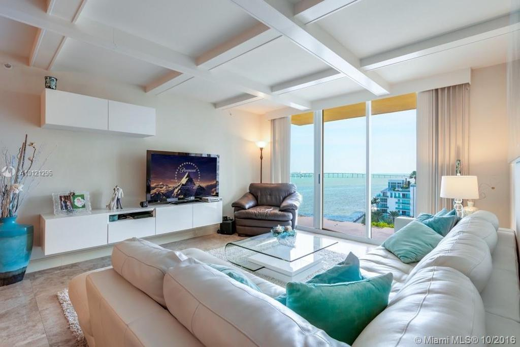 Photo of home for sale at 1155 Brickell Bay Drive, Miami FL