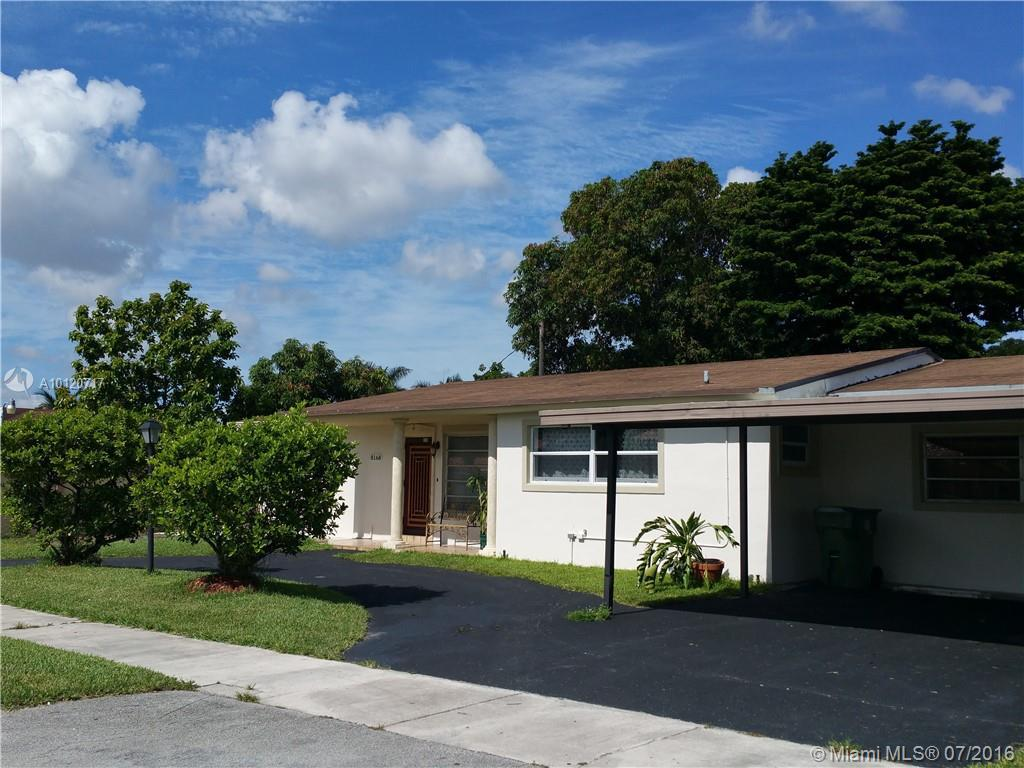 Photo of home for sale at 8168 14th Ave W, Hialeah FL
