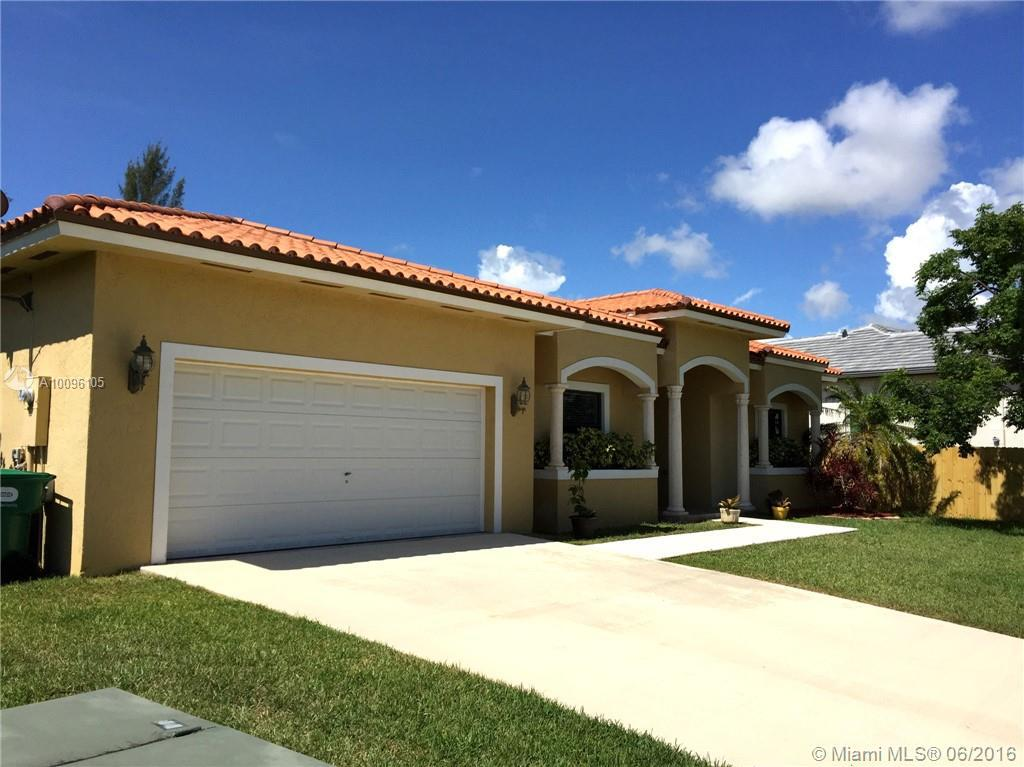 Photo of home for sale at 7932 205th St SW, Cutler Bay FL
