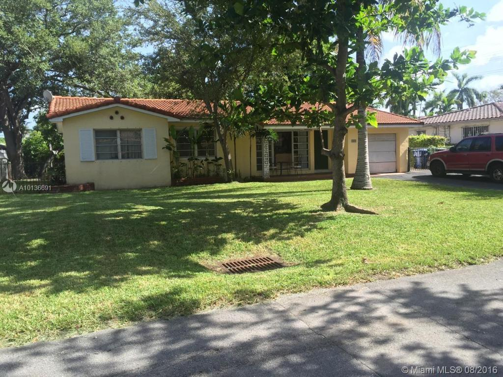 Photo of home for sale at 480 88th Terrace, El Portal FL