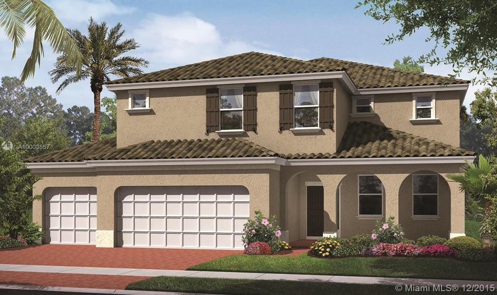 Photo of home for sale at 1710 21st St NW, Homestead FL