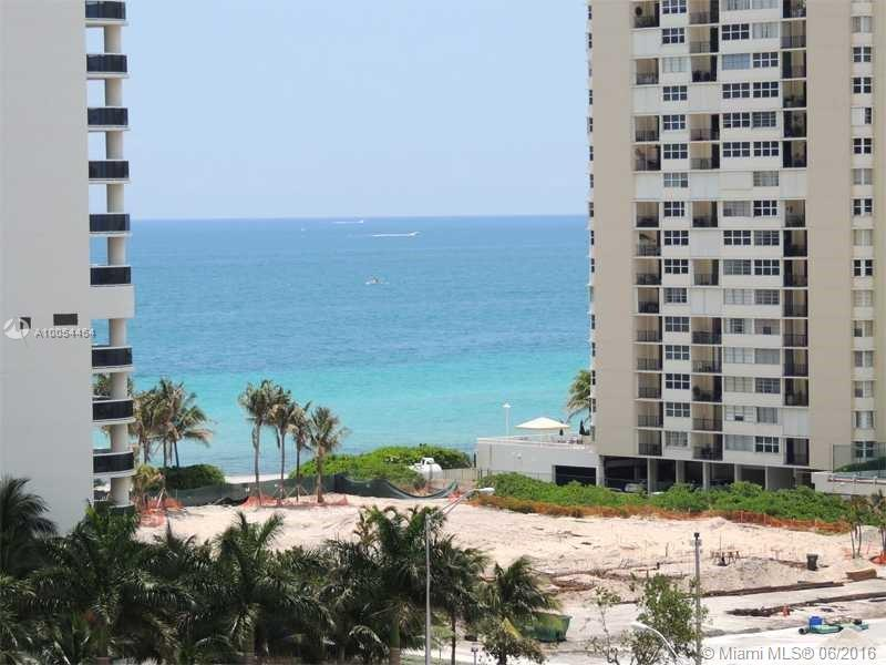 Photo of home for sale at 1817 Ocean Dr S, Hallandale FL