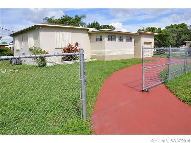 Photo of home for sale at 15020 3rd Ave NW, Miami FL
