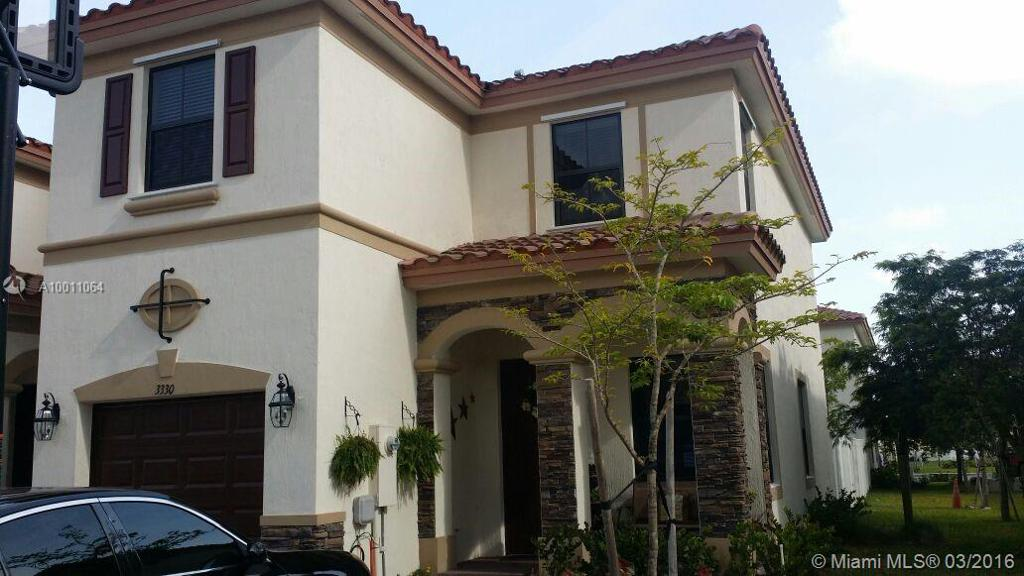 Photo of home for sale at 3330 90th St W, Hialeah FL