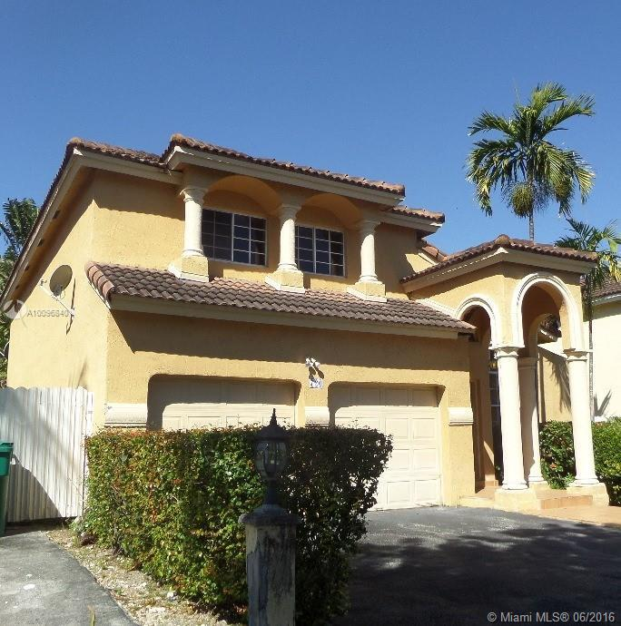 Photo of home for sale at 720 126th Ct NW, Miami FL