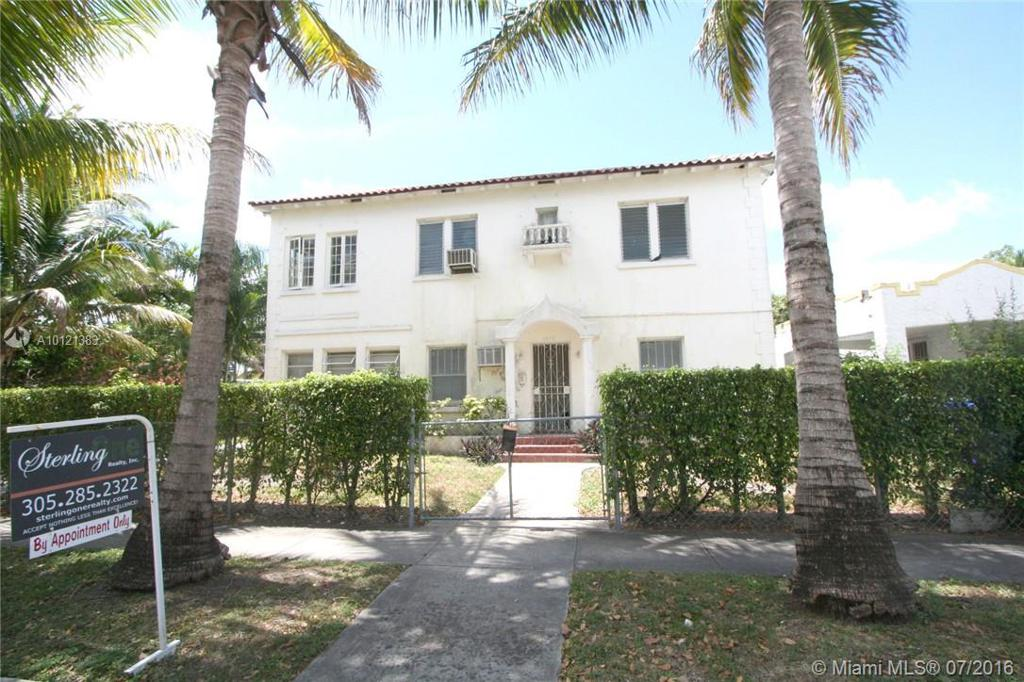 Photo of home for sale at 1610 14th St SW, Miami FL