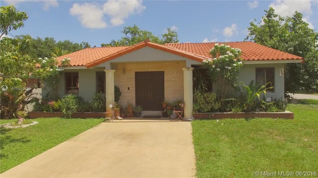 Photo of home for sale at 389 163rd St NE, Miami FL