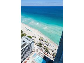 Property for sale at 16699 Collins Ave Unit: 3204, Sunny Isles Beach,  Florida 33160