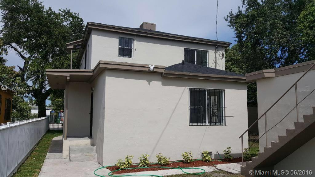 Photo of home for sale at 6932 Miami Ave N, Miami FL
