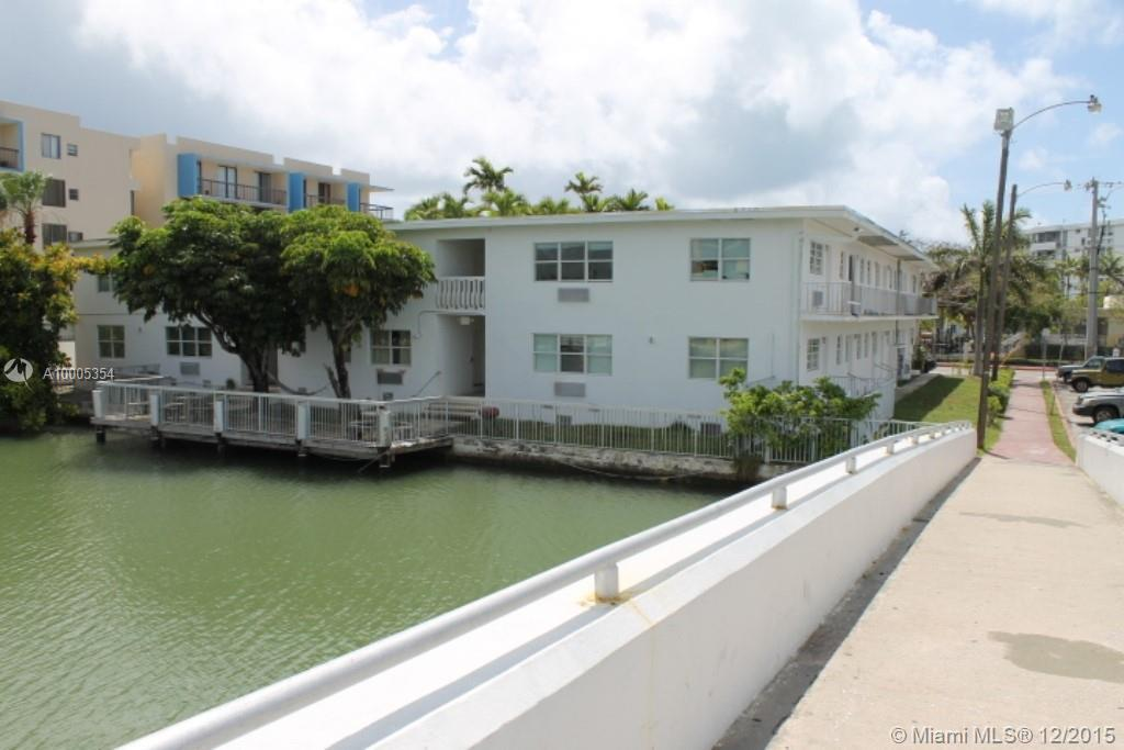 Photo of home for sale at 8080 TATUM WATERWAY DR, Miami Beach FL