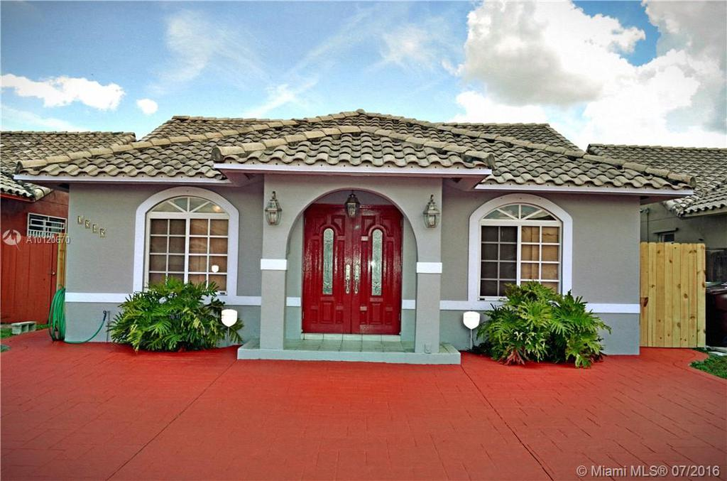 Photo of home for sale at 3545 74th St W, Hialeah FL