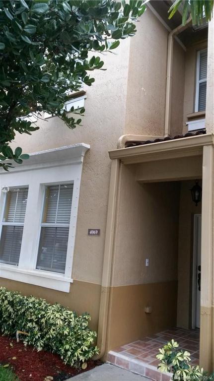Photo of home for sale at 4069 159 AV SW, Miramar FL