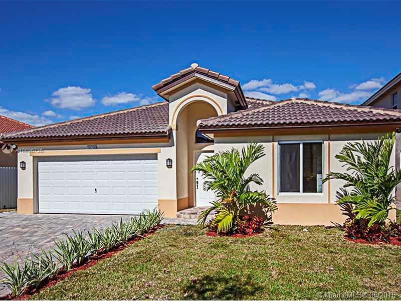 Photo of home for sale at 9256 209 TER SW, Miami FL