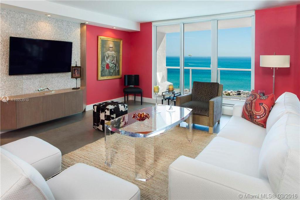 Photo of home for sale at 2301 Collins Ave, Miami Beach FL