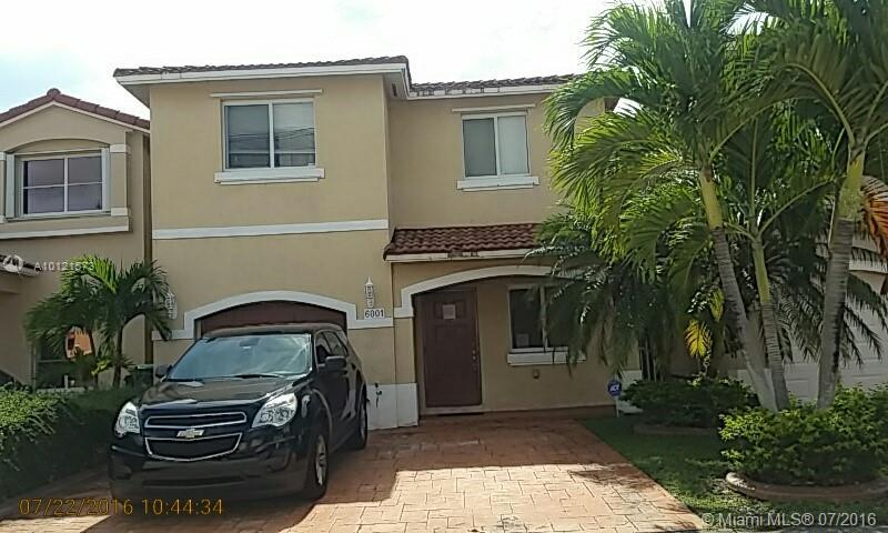 Photo of home for sale at 6001 162nd Ct SW, Miami FL