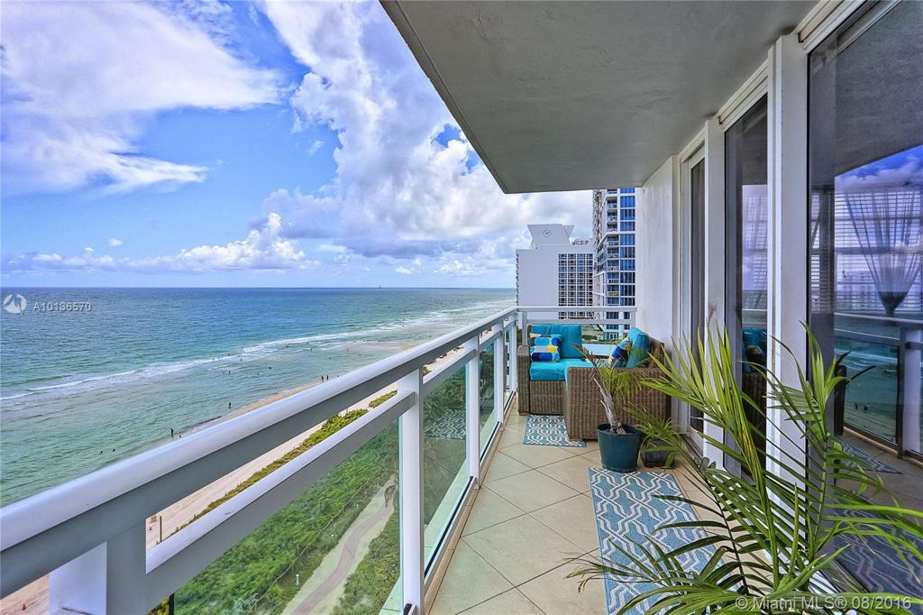 Photo of home for sale at 6917 Collins Ave, Miami Beach FL