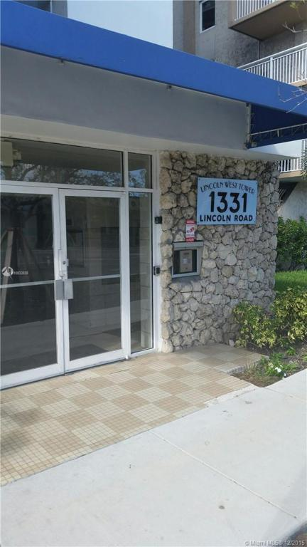 Photo of home for sale at 1331 Lincoln Rd, Miami Beach FL