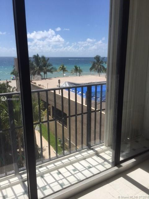 Photo of home for sale at 2201 Ocean Dr S, Hollywood FL