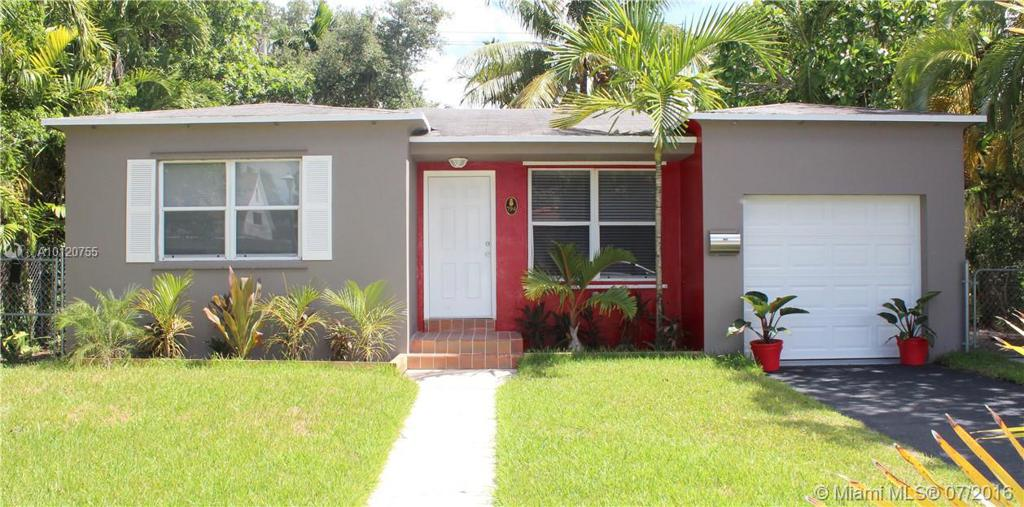 Photo of home for sale at 794 81st St NE, Miami FL