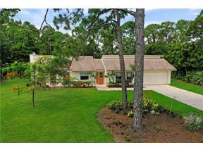 Property for sale at 438 NE Bayberry Lane, Jensen Beach,  FL 34957