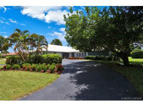 Property for sale at 3541 SE Fairway W, Stuart,  Florida 34997