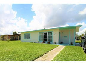 Property for sale at 2836 SE Morningside Boulevard, Port Saint Lucie,  FL 34952