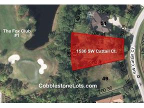 Property for sale at 1536 SW Cattail Court, Palm City,  Florida 34990