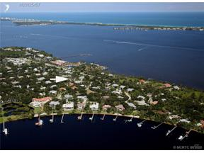 Property for sale at 21 Castle Hill Way, Sewalls Point,  Florida 34996
