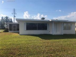 Property for sale at 2911 SE Morningside Boulevard, Port Saint Lucie,  Florida 34952