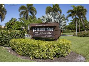 Property for sale at 1800 SE Saint Lucie Boulevard 7-303, Stuart,  Florida 34996
