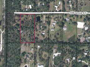 Property for sale at 5950 SW Grove Street, Palm City,  Florida 34990