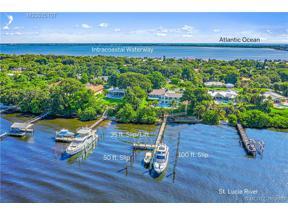 Property for sale at 19 N River Road, Stuart,  Florida 34996