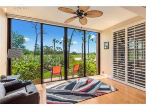 Property for sale at 13430 Harbour Ridge Boulevard 7B, Palm City,  Florida 34990