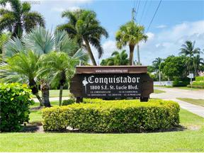 Property for sale at 1800 SE Saint Lucie Boulevard 3-104, Stuart,  Florida 34996