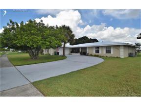 Property for sale at 1799 SE Westmoreland Boulevard, Port Saint Lucie,  Florida 34952