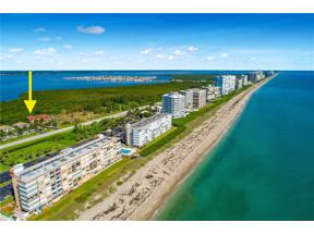 Property for sale at 10175 S Ocean Drive, Jensen Beach,  Florida 34957
