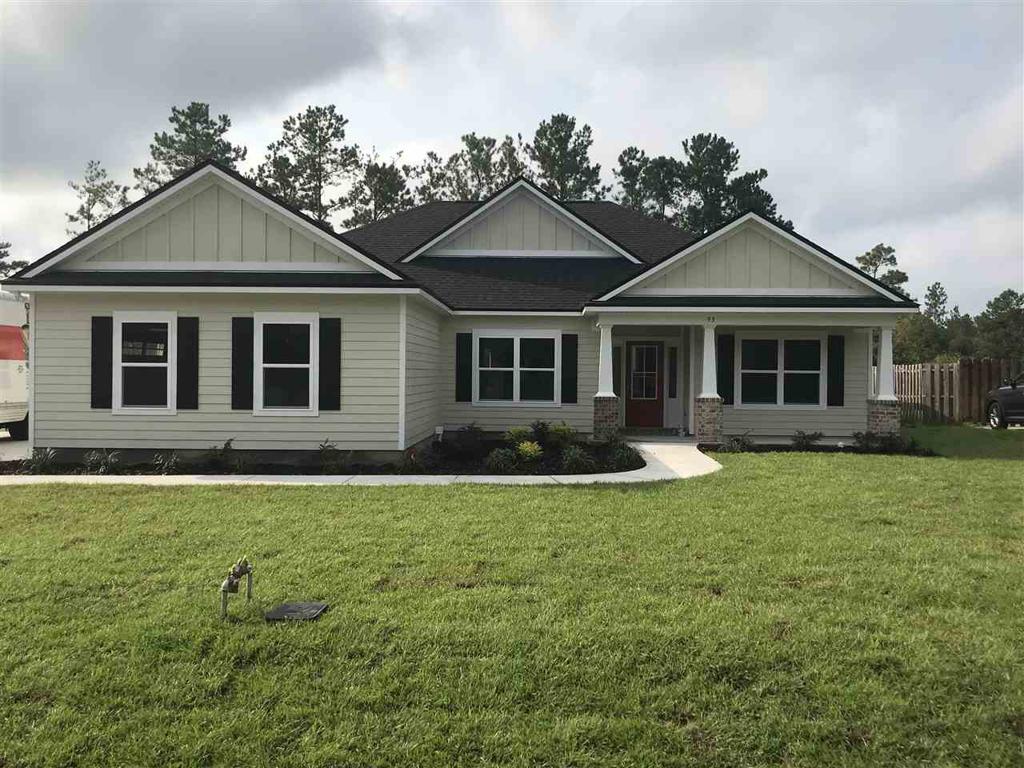 170 Aaron Strickland Road, Crawfordville, FL 32327 - MLS