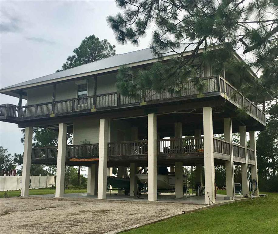 Photo of home for sale in Keaton Beach FL