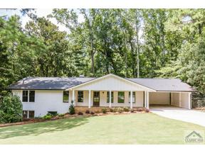 Property for sale at 316 Fortson Drive, Athens,  Georgia 30606