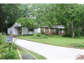 Property for sale at 124 Jarnigan Drive, Athens,  Georgia 30605