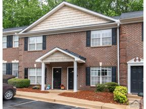 Property for sale at 101 Woodlake Drive # 412, Athens,  Georgia 30606